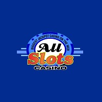 All slots casino logo